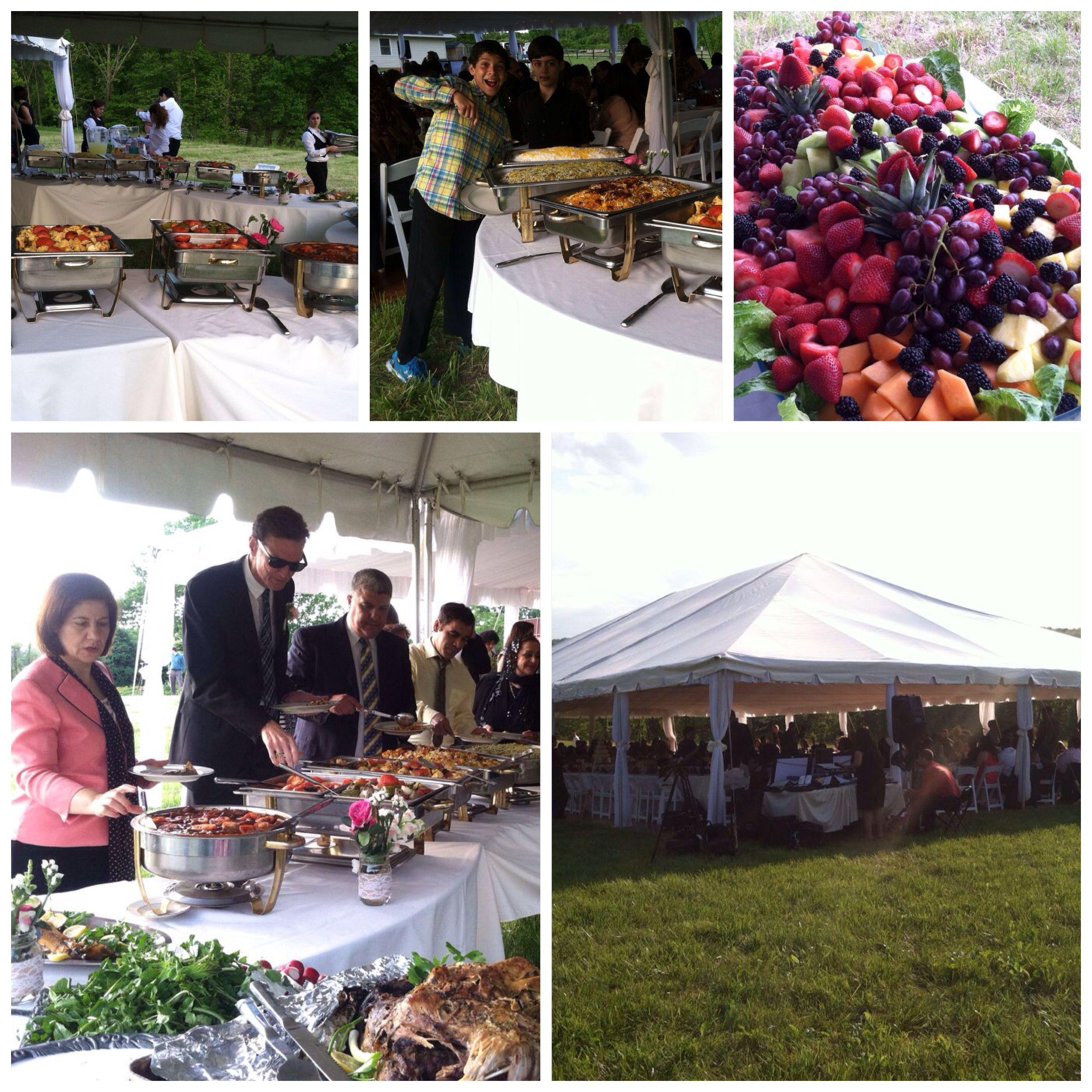 Banquet outdoor venue