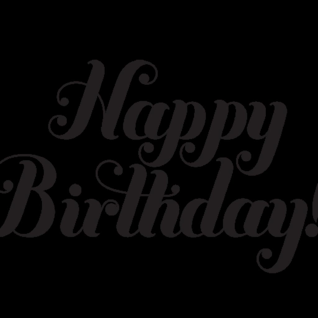 Happy Birthday theme Happy Birthday Transparent PNG