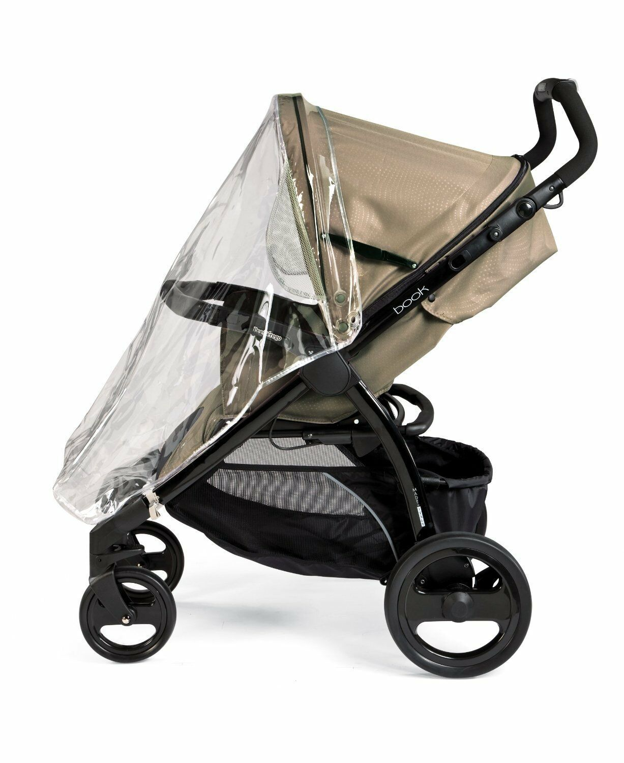 Details about Peg Perego Stroller Rain Cover New (With