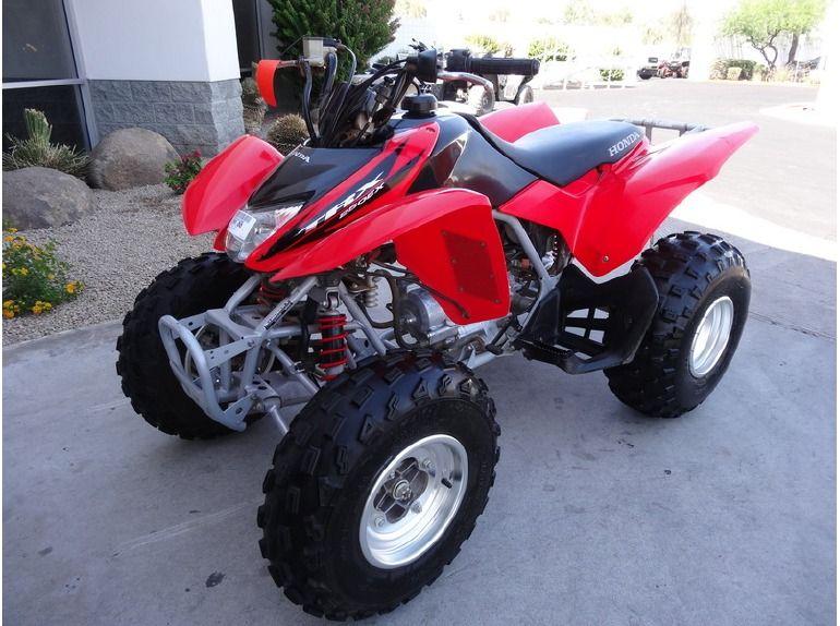 Cheap Used 2006 #Honda Trx250ex #Four_Wheeler_ATV In