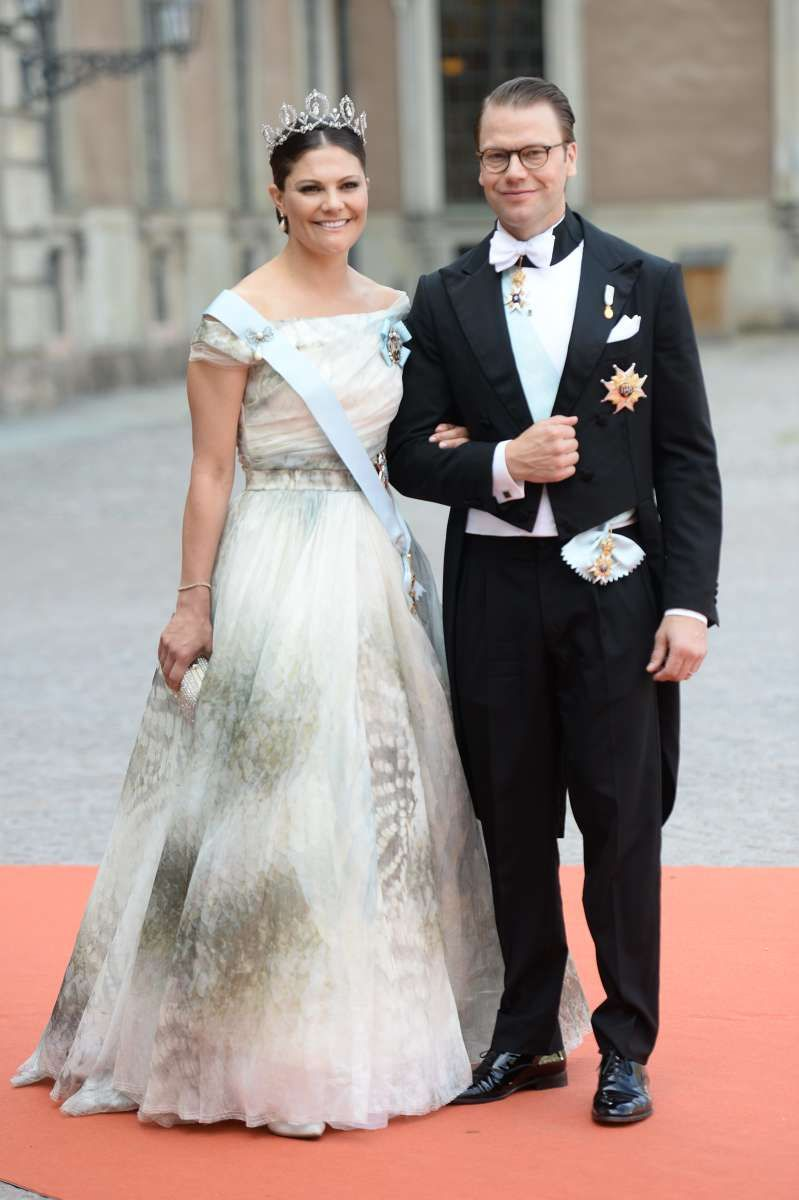 Wedding Of Prince Carl Philip And Sofia Hellqvist Arrival Of The Guests Princess Victoria Of Sweden Princess Victoria Crown Princess Victoria