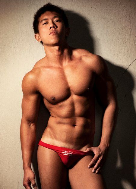 Asian twinks jack off rods