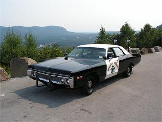 1972 Dodge Polara Chp Police Car California Highway