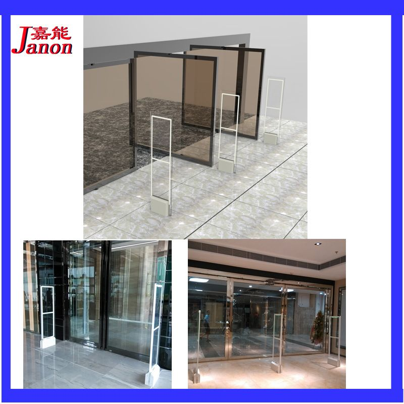 Retail Store Anti Theft System Rf8 2mhz Eas System With Free Solution Design Service Anti Shoplifting System Retail Store Service Design
