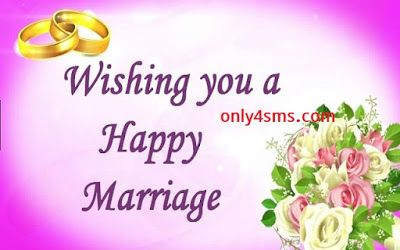 I wish you happy married life meaning in hindi