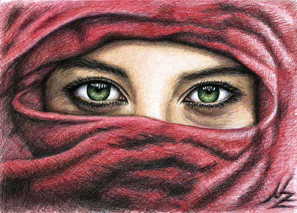 Color pencil drawings by nicole zeug eyes color pencil drawing