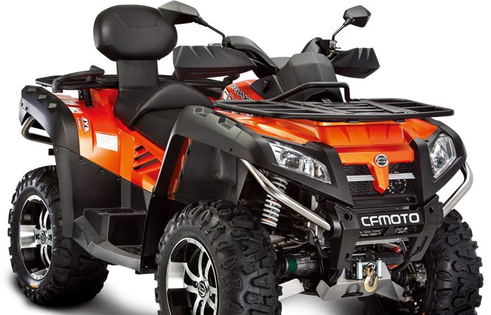 Atv Marca Cfmoto Estilo Cforce 800cc 4x4 Cuatrimotos Yamaha Can Am Commander Cuatrimotos