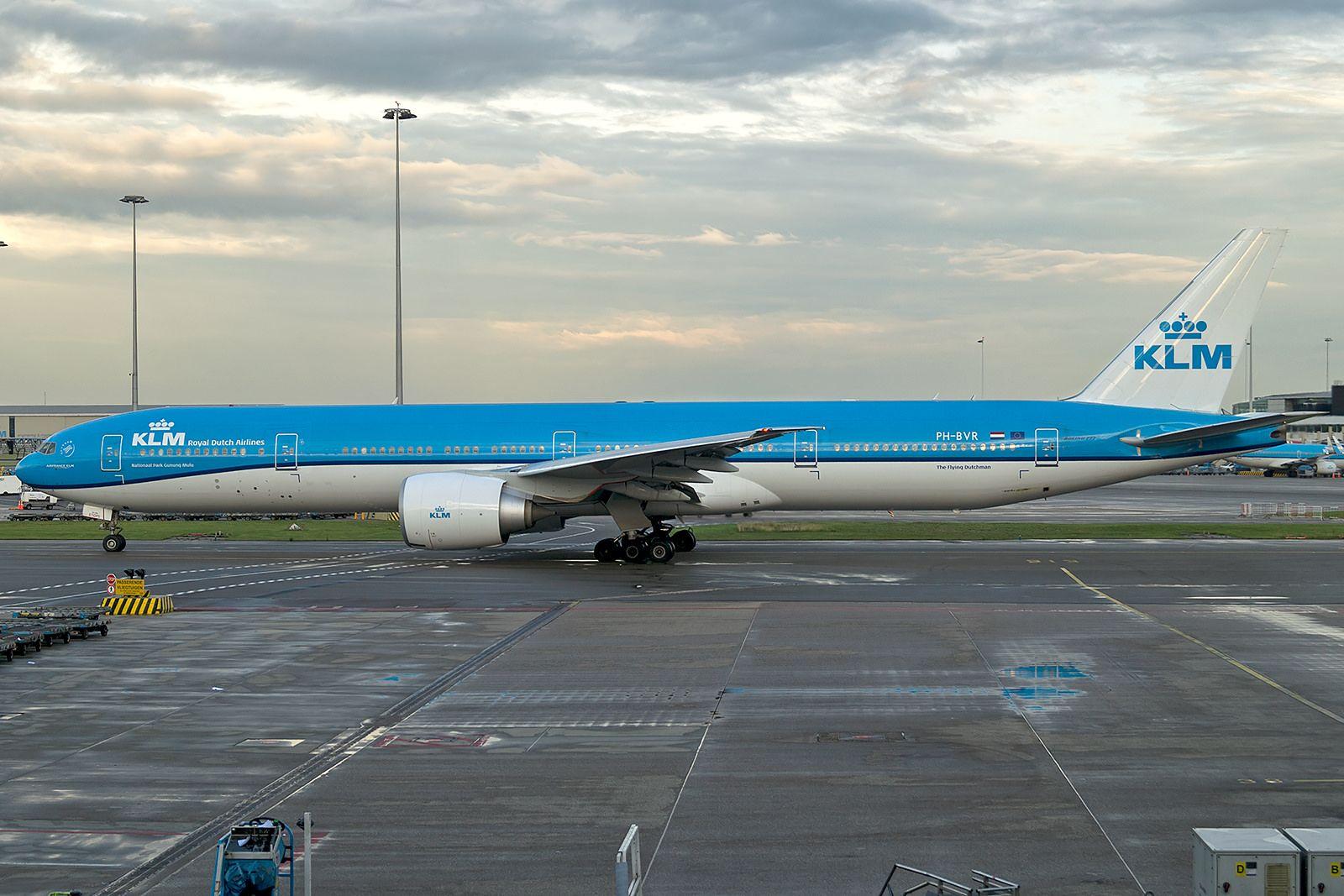 Boeing 777306ER PHBVR KLM Boeing 777, Boeing 777 300