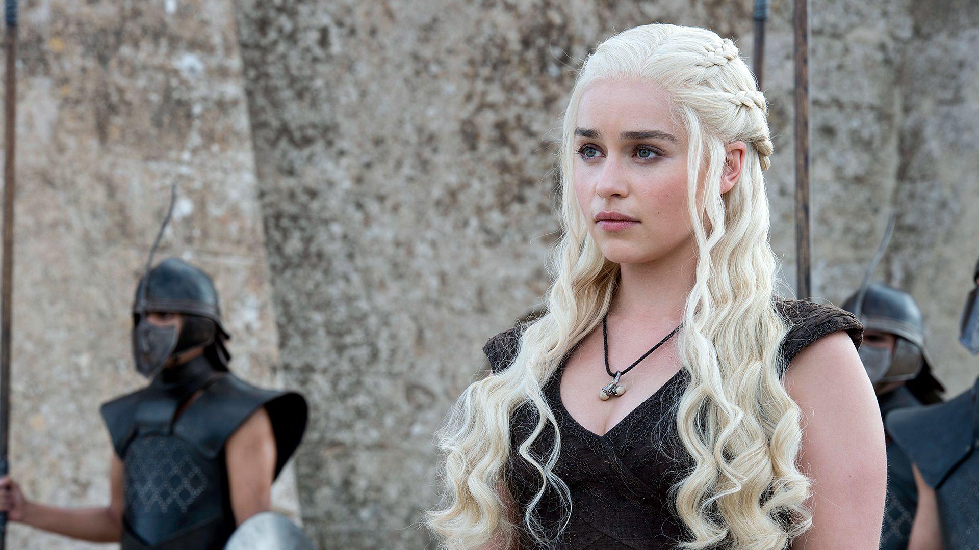 Daenerys targaryen and khal drogo wallpaper daenerys targaryen wedding - Tv Show Game Of Thrones Emilia Clarke Daenerys Targaryen Wallpaper