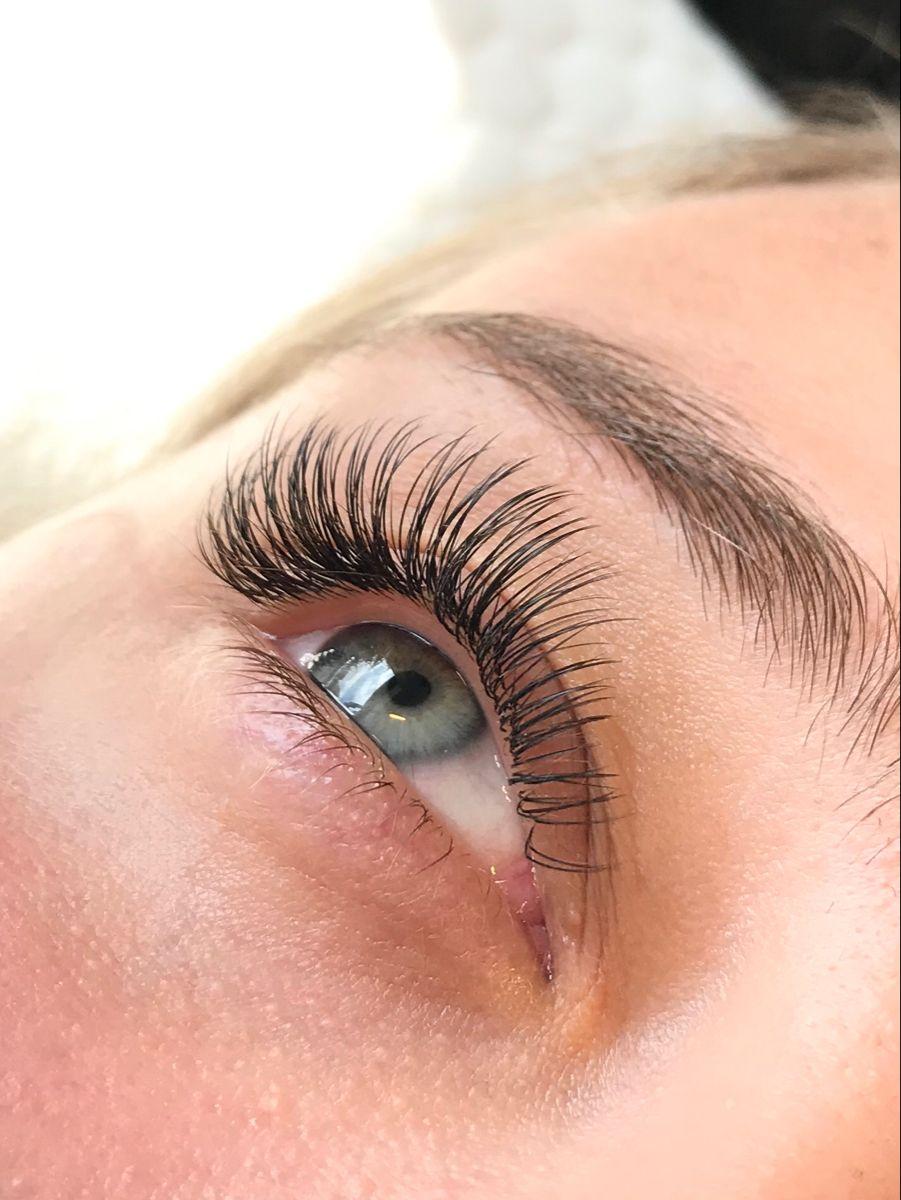 Classic | Single eyelash extensions, Eyelash extensions