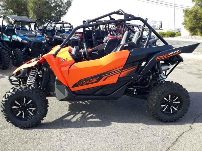 New 2017 yamaha yxz1000r ss blaze orange black atvs for for 2017 yamaha yxz1000r ss horsepower