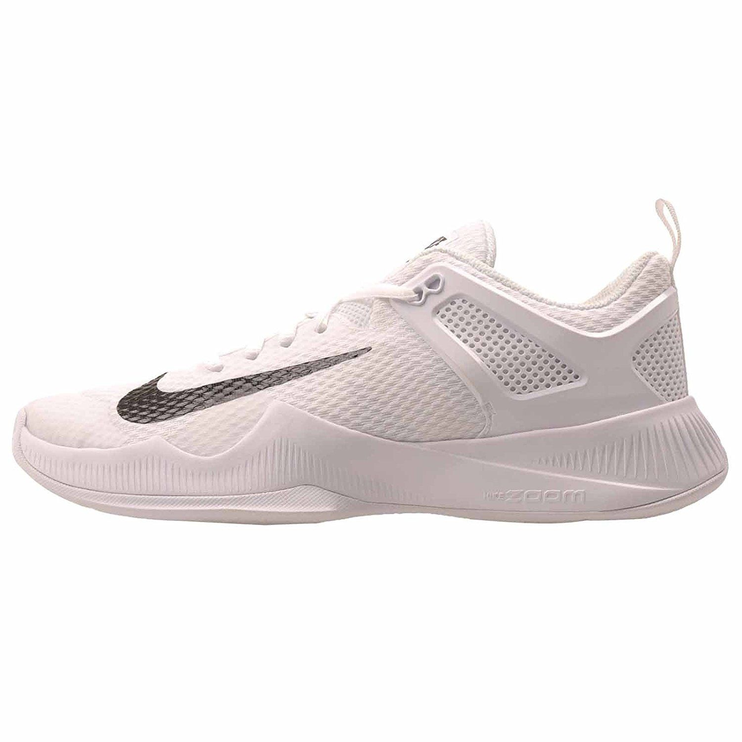 Nike Womens Wmns Air Zoom Hyperace White Black 10 5 M Us Be Sure To Check Out This Awesome Product T Nike Women Volleyball Shoes Womens Running Shoes