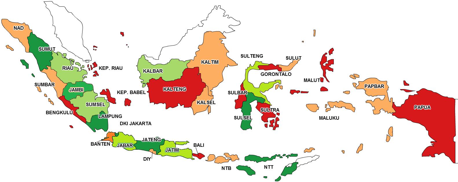 Peta Indonesia Diperbarui Perbedaannya Kaimudin01 Gmail Pinterest Gambar Bali Jelas