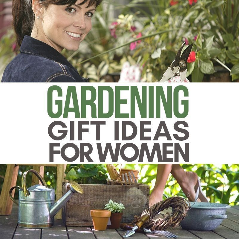 12 Best Gardening Gift Ideas For Women Garden gifts