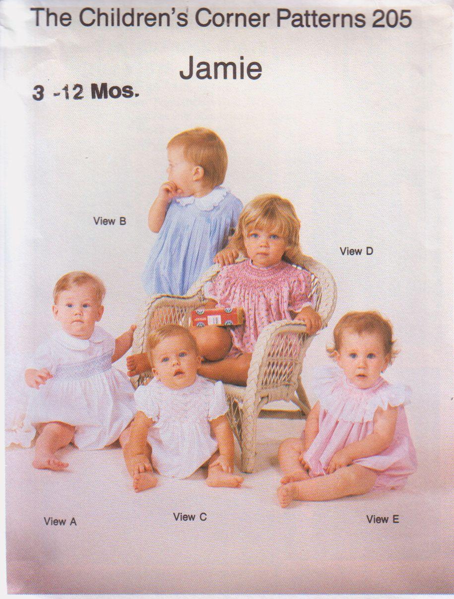 Children's Corner Jamie