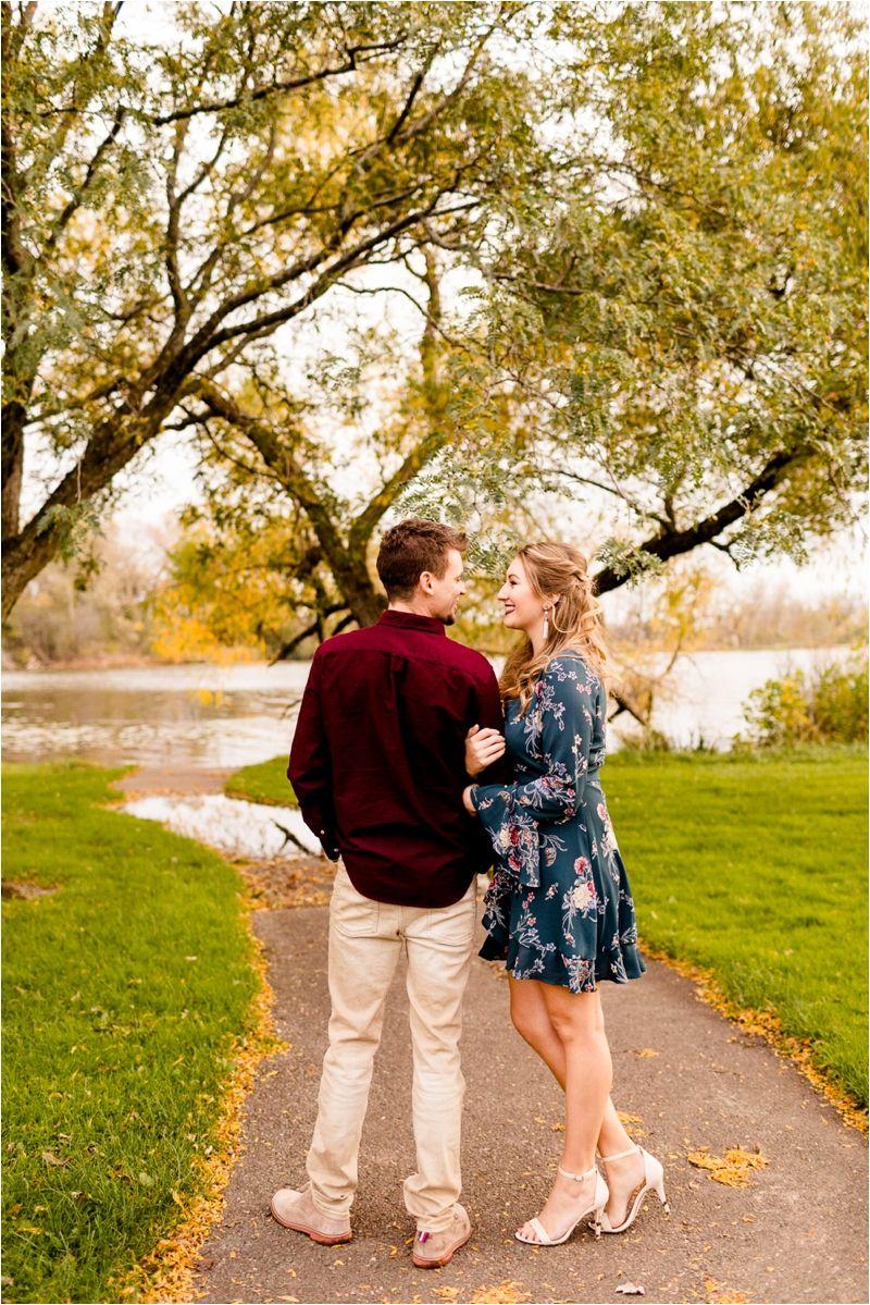 Spring In Vilas Park >> Dwight Lakyn Madison Wisconsin Vilas Park Engagement Photos