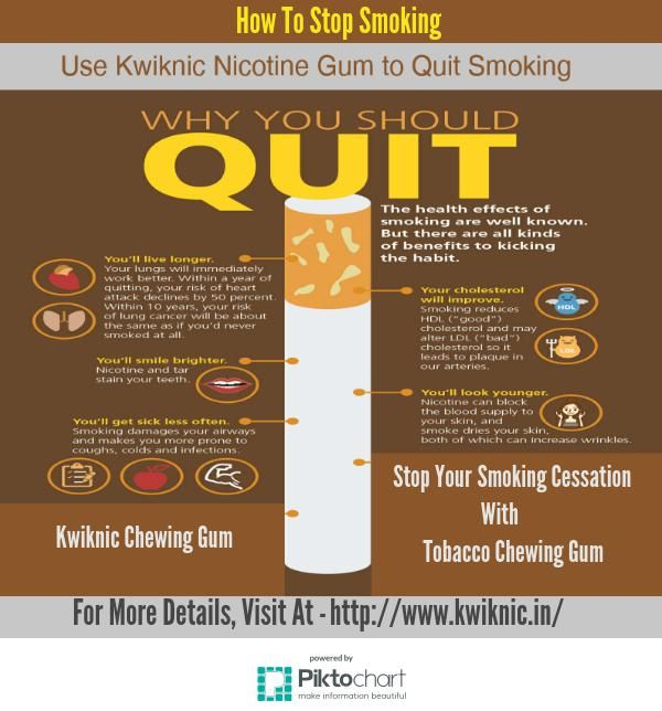 why should i quit smoking