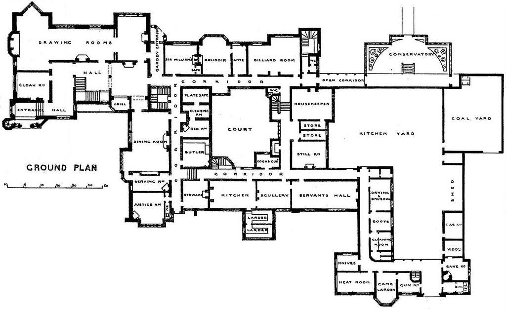 Denton Hall Plan A Photo On Flickriver Denton Hall How To Plan Floor Plans