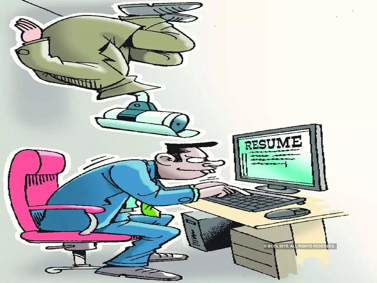 Online hiring dips 5 in first half India breaking news