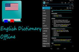 Dictionary Offline Apk For Android – Mod Apk Free Download For
