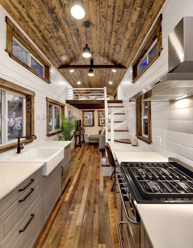 Cuisine Moderne Dans Maison En Pierre: Idées De Pierres Décoratives: Cuisine De La Petite Maison
