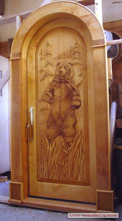 дверь Медведева ideas for the house pinterest hand carved doors and gates