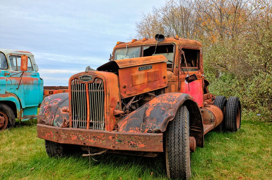 1950 S Autocar Dc 75 Truck Founded In 1897 It Is The Oldest Motor Vehicle Company In Operation Vehicles Vintage Trucks Big Trucks