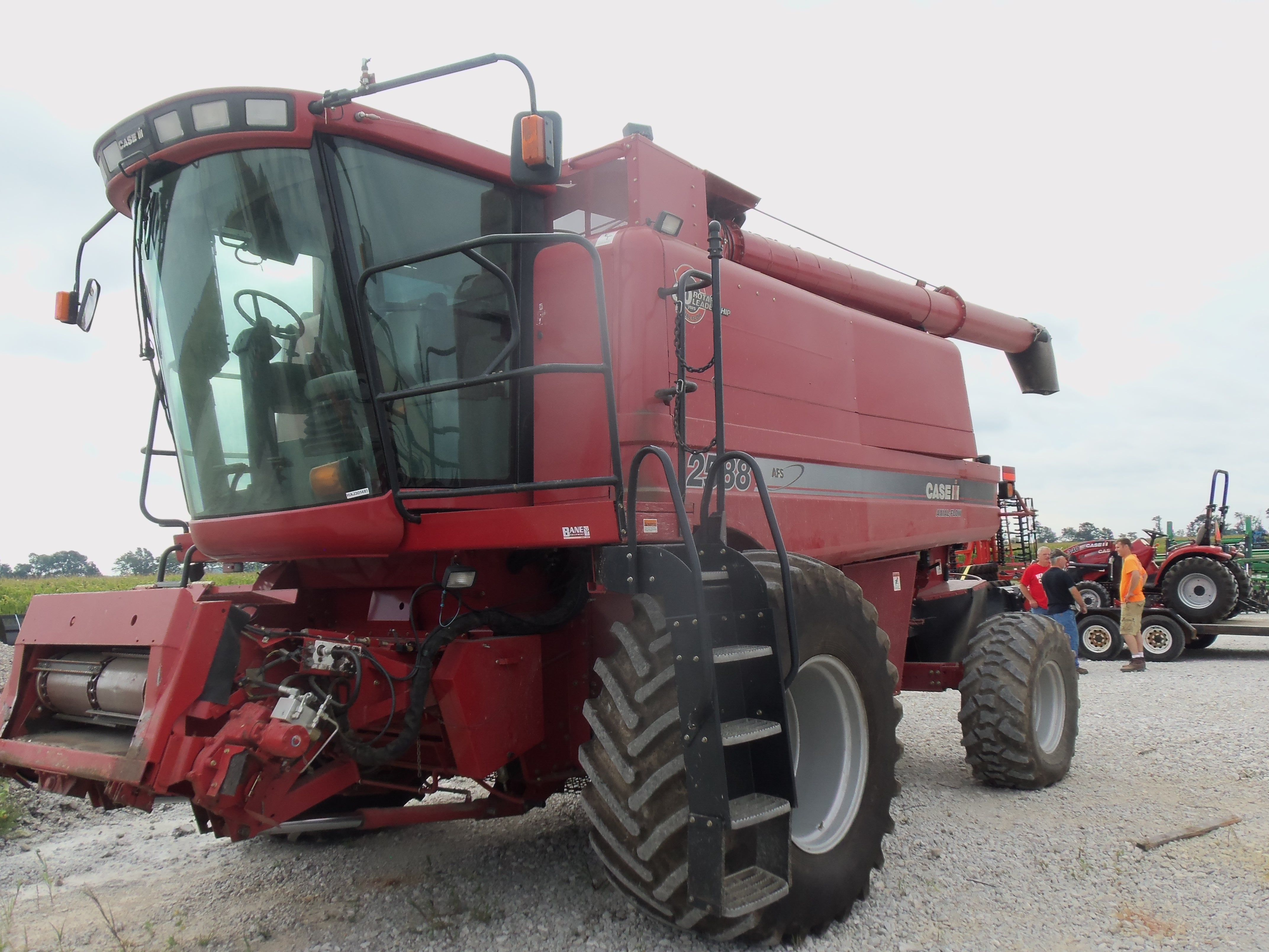 CaseiH 2588 International Harvester, Case Ih, Agriculture, Farming,  Tractors, Tractor Pulling