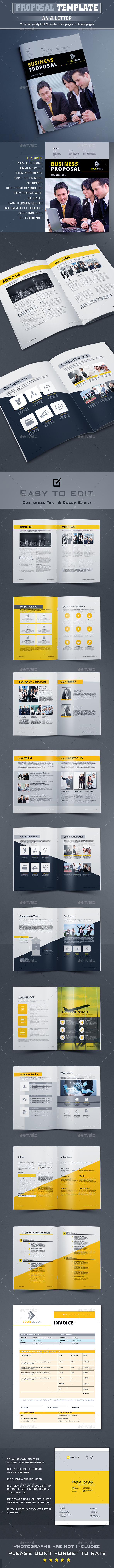 agency proposal template%0A Proposal Template