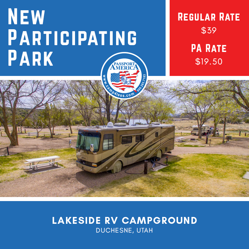 Lakeside Rv Campground Duchesne Ut Is Located On The Banks Of Starvation Reservoir This Year Round Resort Is Popular Fo Campground Rv Campgrounds Lakeside