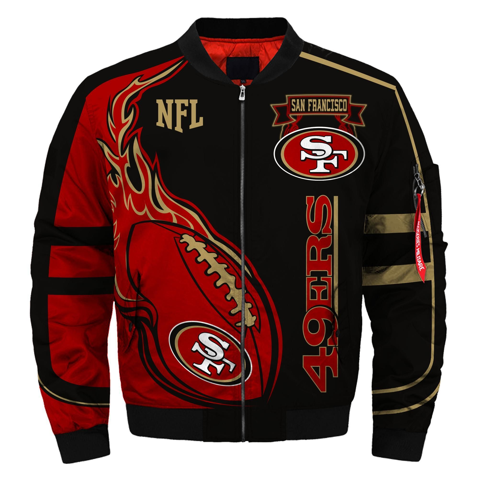 Home Lapommenyc Store 49ers Jacket San Francisco 49ers 49ers Outfit [ 2000 x 2001 Pixel ]