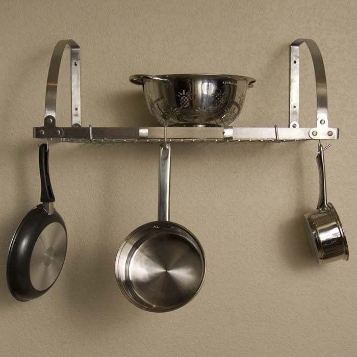 Pot Rack House Ideas - Kitchen Pinterest Pot rack, Kitchens