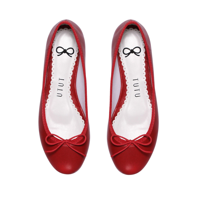 047ce0368 sapatilha, sapatilhas, couro, básica, vermelho, vermelha, bailarina, balé,  ballet, artesanal, feita à mão, confortável, macia