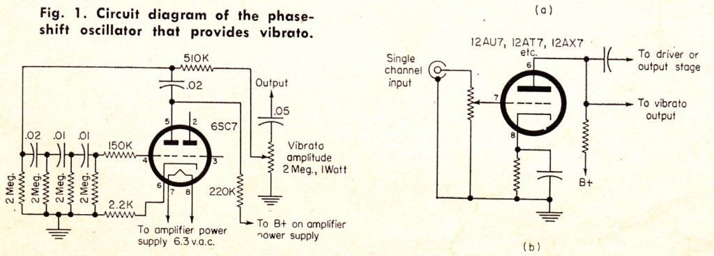 Schematics Tech Books Valve Amplifier Circuit Diagram