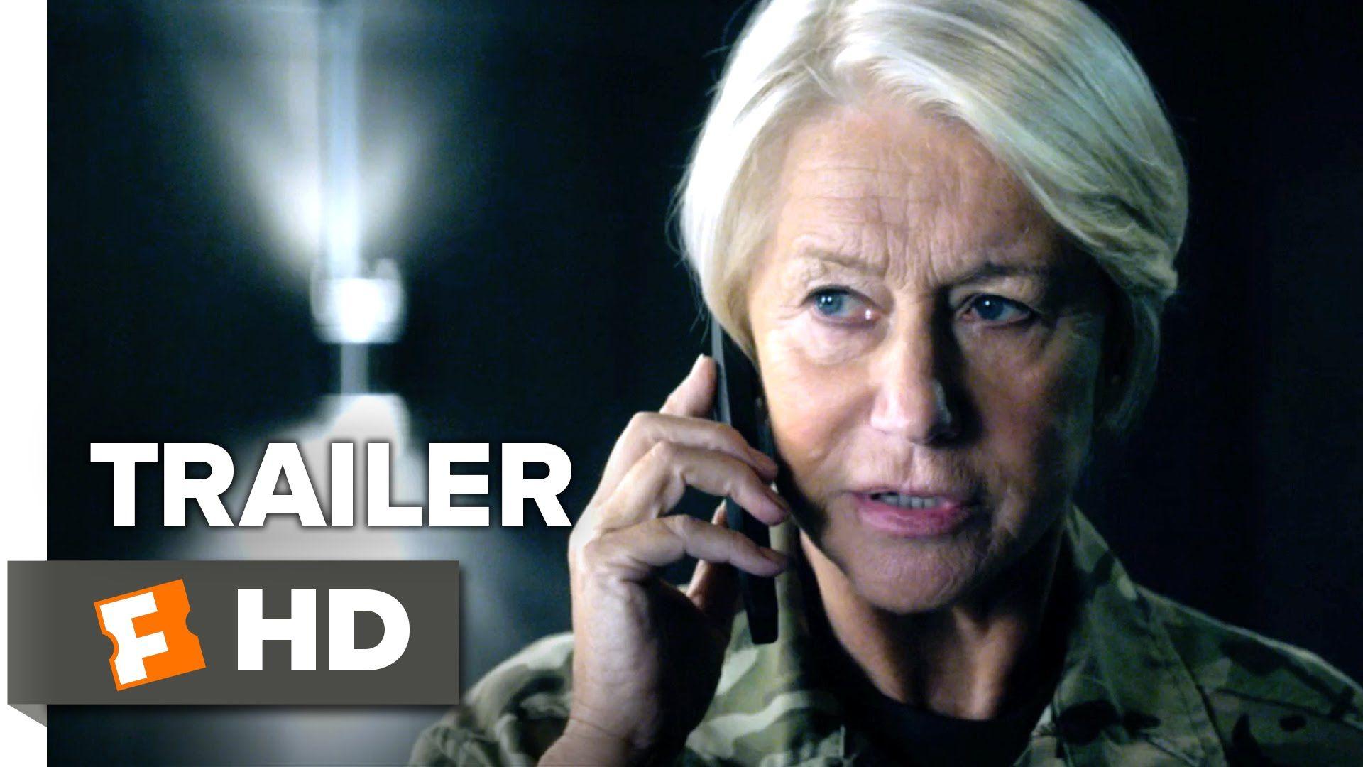 Eye In The Sky North American Trailer 2015 Aaron Paul Helen Mirren War Thriller Hd Helen Mirren Aaron Paul North American