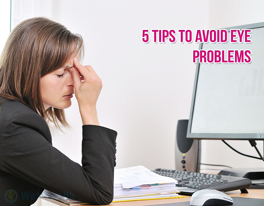 How to avoid office diseases