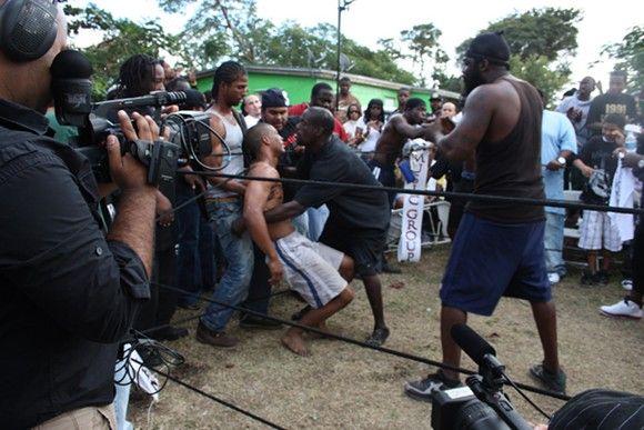 Interview with street fighting legend Dhafir 'Dada 5000 ...