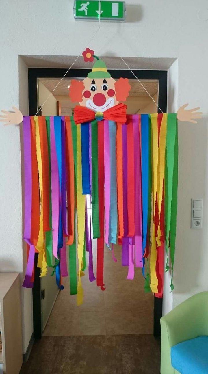 Geburtstag #karneval #bricolagehalloweenmaternelle Geburtstag #karneval – Kostüm
