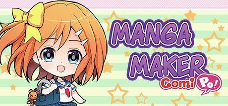 Manga Maker Comipo On Steam Manga Anime 3d Characters