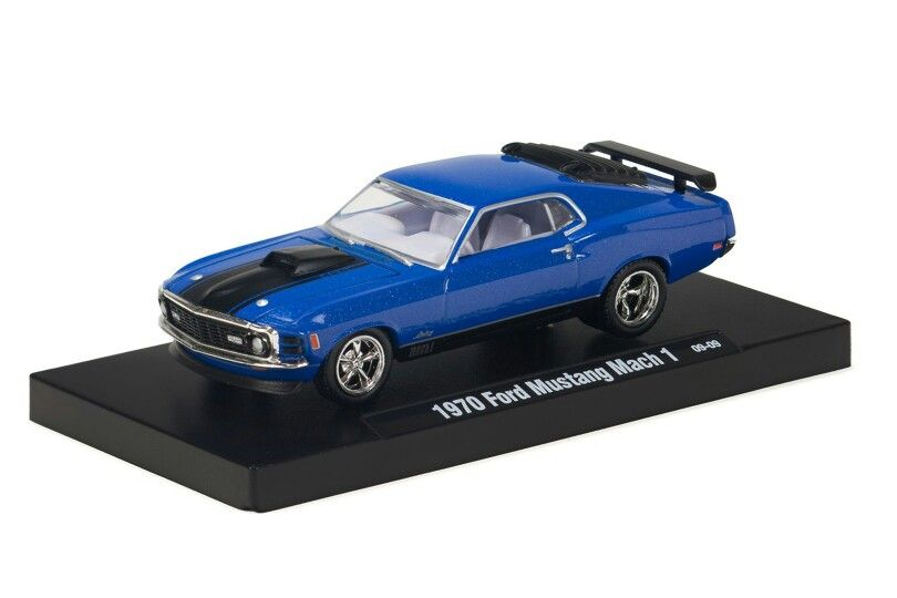 M2 Machines Auto Drivers Series Release 03 1970 Ford Mustang Mach 1 1970 Ford Mustang Toy Car Ford Mustang Boss 302