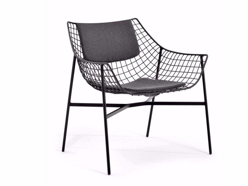 Easy Chair By Varaschin