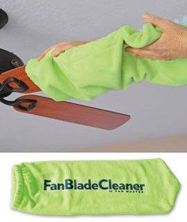 fan blade cleaner microfiber duster ceiling cloth solutions keep it cleaning household clean house harbor breeze mayfield installation