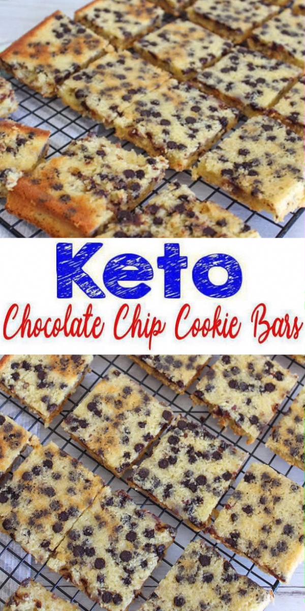 Keto Cookies! AMAZING ketogenic diet cookies - Easy chocolate chip low carb cookies. BEST keto desse...