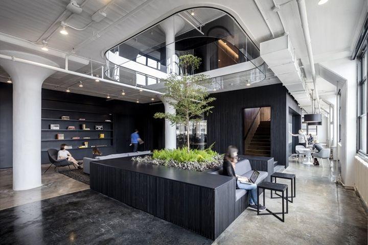 Squarespace Office By A I New York City Interior DesignOffice