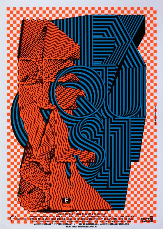REVISIT EXQUISIT by Michiel Schuurman. This guy's work is unlike anything I've ever seen. A new favorite.