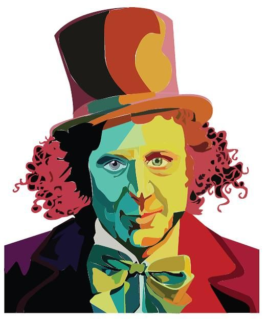 willy wonka gene wilder wallpaper images amp pictures