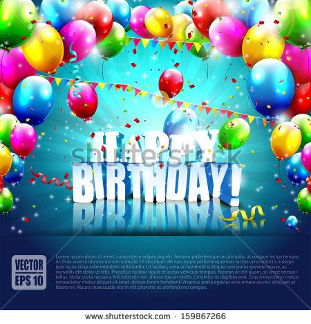 Happy Birthday Stock Photos Images Pictures Happy Birthday Images Birthday Images Hd Birthday Images Background images hd for birthday
