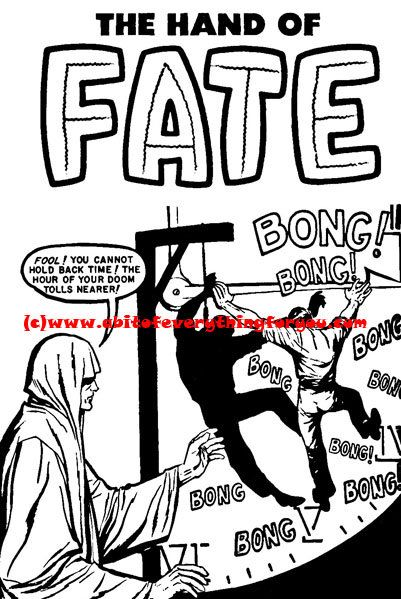 grim reaper death fate horror comics black and white art coloring ...