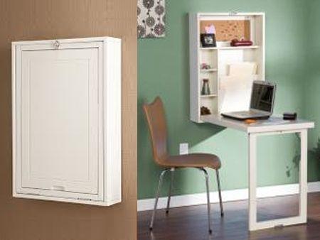 Fold Down Desk Ikea Home Furniture Design Furniture Design