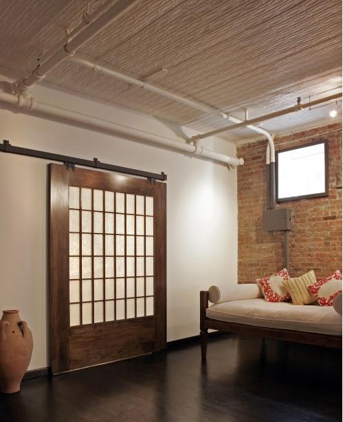 33 Open Pipes In Industrial Interior Designs Barn Style Doors Sliding Door Design Modern Barn Door